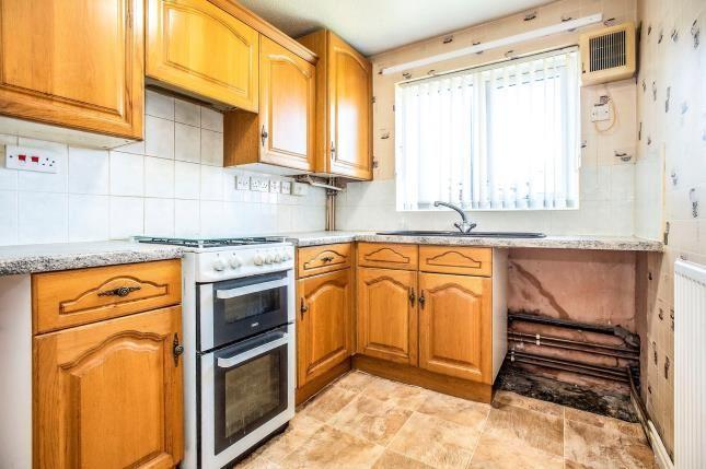 Kitchen of Glenview Court, Ribbleton, Preston, Lancashire PR2