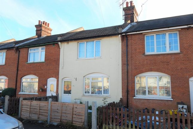 Thumbnail Terraced house for sale in Foster Road, Parkeston