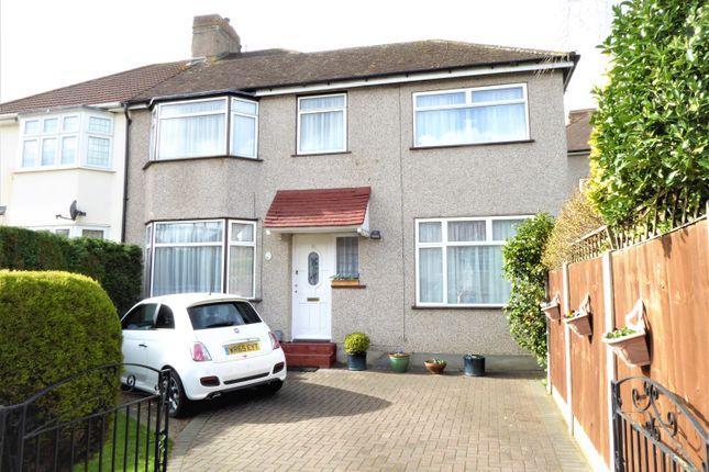 Thumbnail Semi-detached house for sale in Martens Avenue, Bexleyheath, Kent