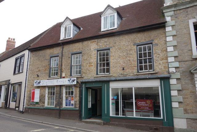 Thumbnail Flat to rent in High Street, Wincanton, Somerset