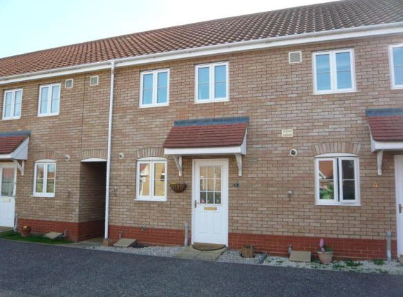 Thumbnail Terraced house to rent in Monarch Way, Carlton Colville, Lowestoft