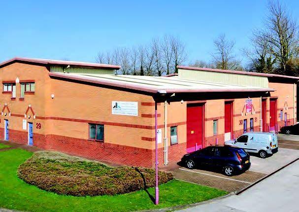 Thumbnail Industrial to let in Ashmount Enterprise Park, Aber Road, Flint