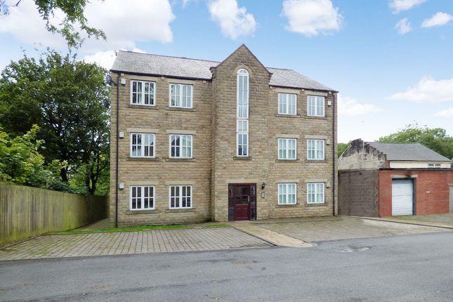 Thumbnail Flat for sale in Lauren Close, Lees, Oldham