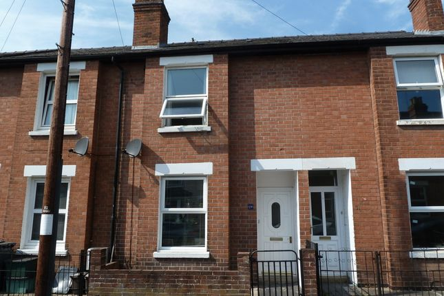 Thumbnail Terraced house for sale in Swan Road, Gloucester