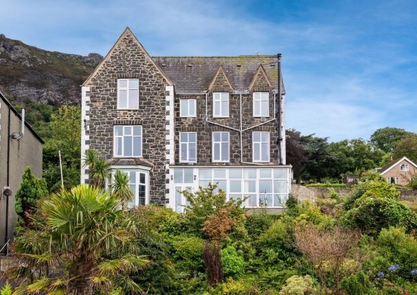 Thumbnail Detached house for sale in Penmaenmawr Road, Llanfairfechan, Conwy