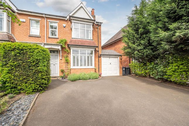 Thumbnail Semi-detached house for sale in Lordswood Road, Birmingham