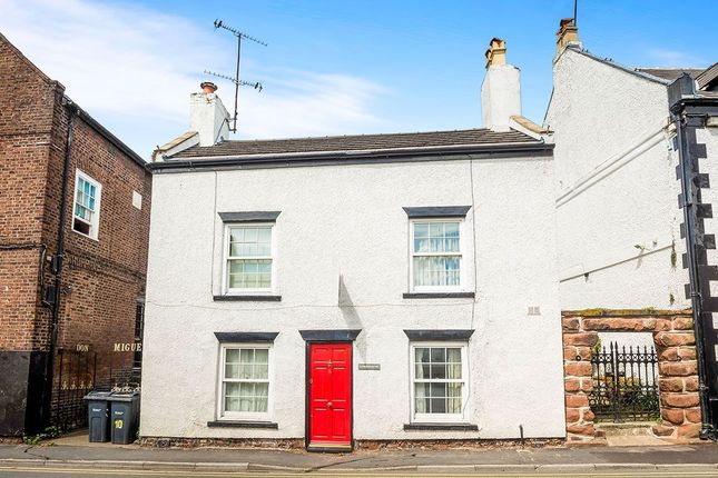 Thumbnail Detached house to rent in Parkgate Road, Neston