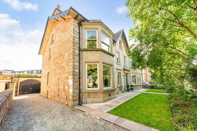 Thumbnail Town house for sale in Queen Parade, Harrogate, North Yorkshire