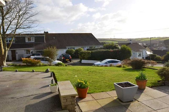 Outside of Woodland Rise, Penryn TR10