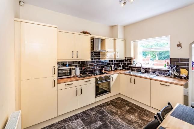 Kitchen of Canning Street, Heaton Norris, Stockport, Cheshire SK4