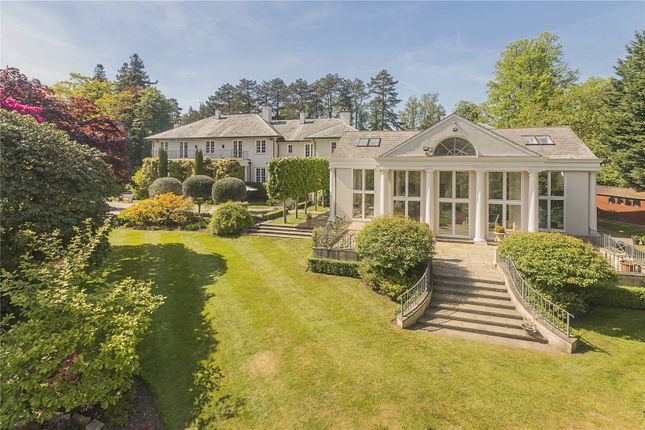 Thumbnail Detached house for sale in Titlarks Hill, Ascot, Berkshire