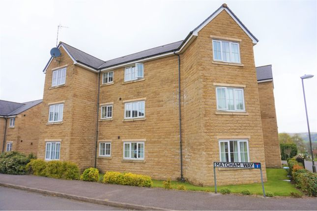 Thumbnail Flat for sale in Matcham Way, Buxton