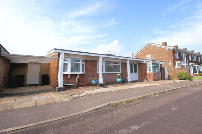 Thumbnail Detached bungalow for sale in Little Green Orchard, Alverstoke
