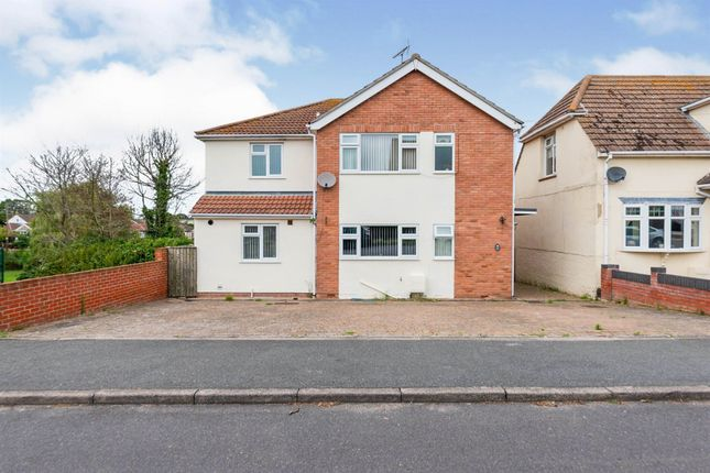 Thumbnail Detached house for sale in Slade Road, Holland-On-Sea, Clacton-On-Sea
