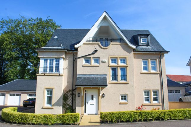 Thumbnail Detached house for sale in Curlew Court, Glasgow