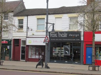 Thumbnail Retail premises for sale in Regent Street, Hinckley