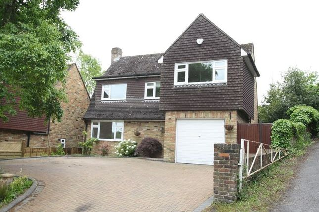 Thumbnail Detached house to rent in Toweridge Lane, High Wycombe
