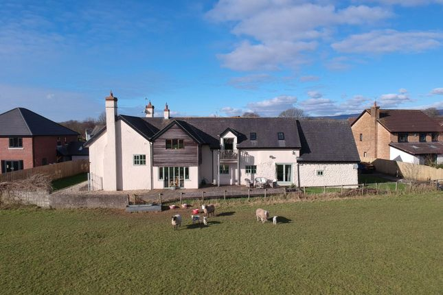 Thumbnail Detached house for sale in Gilwern Farm Close, Torfaen