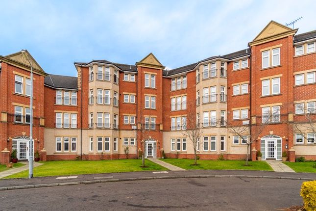Thumbnail Flat for sale in 6C Millbrae Court, Ayr