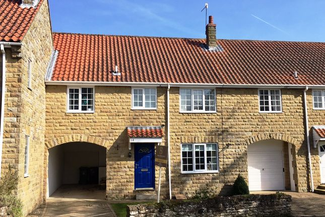Thumbnail Terraced house for sale in Yedmandale Road, West Ayton, Scarborough