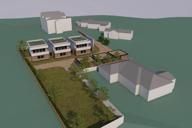 Thumbnail Land for sale in Blackmore House, Croyde, Braunton