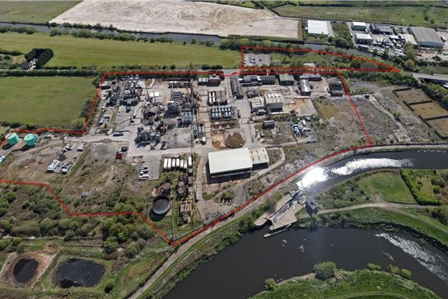 Thumbnail Industrial for sale in Tradebe, Weeland Road, Knottingley, Yorkshire