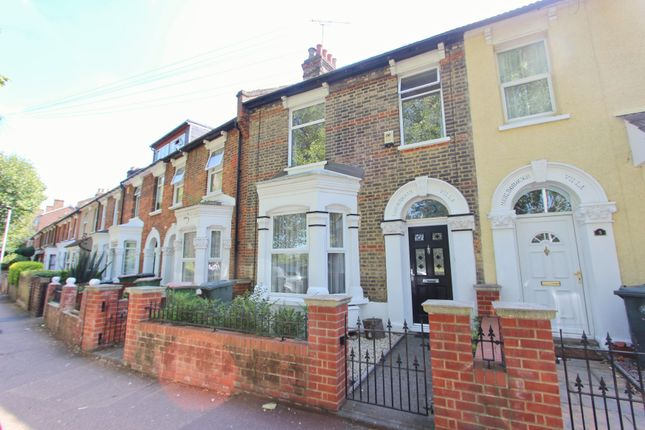 Thumbnail Terraced house to rent in Forest View Road, Manor Park, London