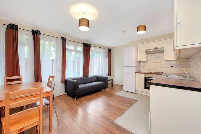 Thumbnail Flat to rent in Cooks Road, Kennington, London