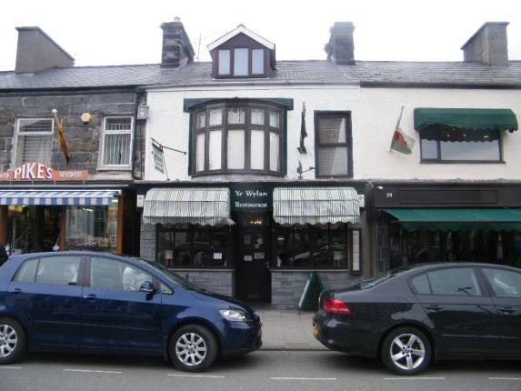 Thumbnail Flat for sale in High Street, Porthmadog, Gwynedd