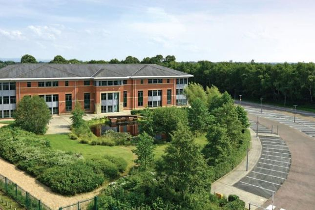 Office to let in Dovecote Business Park Old Hall Road, Manchester