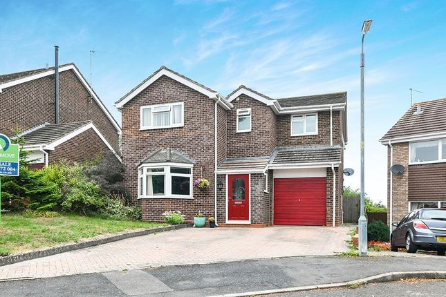 Thumbnail Detached house for sale in Blackthorne Close, Droitwich