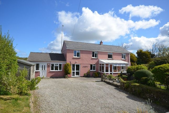 Thumbnail Bungalow for sale in Blackwater, Truro
