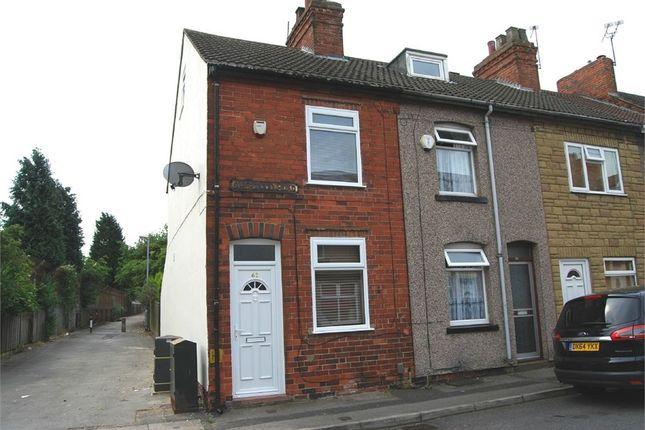 2 bedroom end terrace house to rent in Sherwood Road, Sutton-In-Ashfield