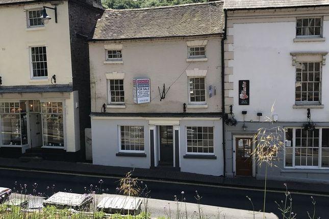 Thumbnail Terraced house for sale in High Street, Ironbridge, Telford