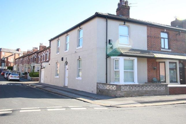 Thumbnail End terrace house for sale in Hesketh Place, Fleetwood
