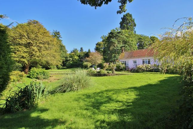 Thumbnail Semi-detached bungalow for sale in On Dewlands Manor Golf Course, Rotherfield, East Sussex