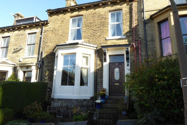 5 bed terraced house for sale in Wycliffe Road, Shipley