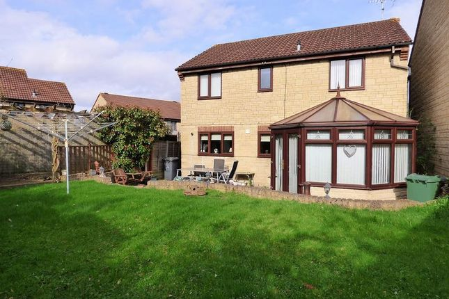 Thumbnail Detached house for sale in Enborne Close, Tuffley, Gloucester