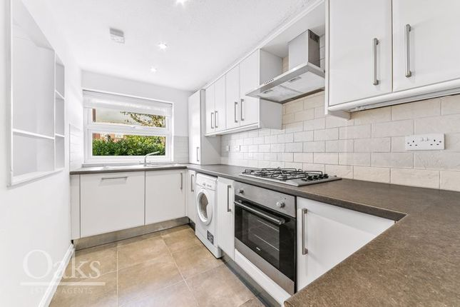 Thumbnail Terraced house to rent in St. Lukes Close, Woodside, Croydon