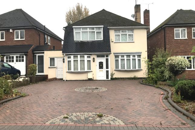 Thumbnail Detached house to rent in Pear Tree Road, Great Barr