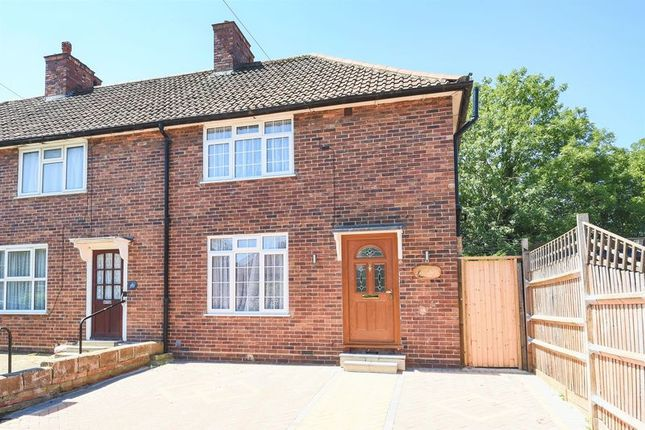 Thumbnail Terraced house to rent in Central Road, Morden