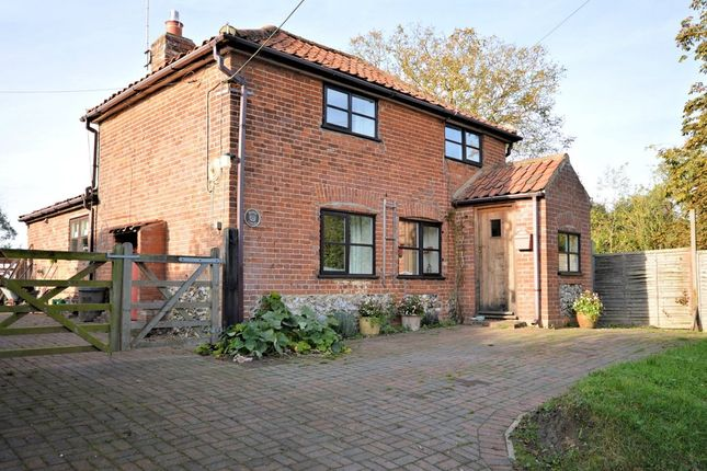 Thumbnail Cottage for sale in South Green, Mattishall, Dereham