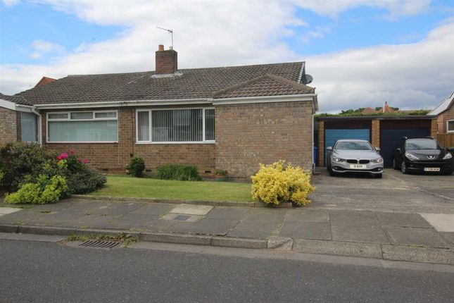 Thumbnail Bungalow for sale in Alexandra Way, Hall Close Chase, Cramlington