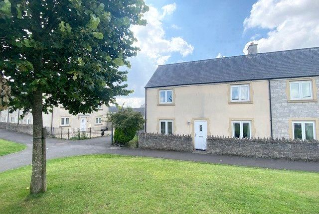 Thumbnail End terrace house for sale in Williams Green, Paulton, Bristol