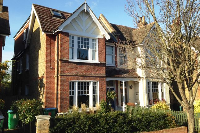 Thumbnail Semi-detached house for sale in Palewell Park, London