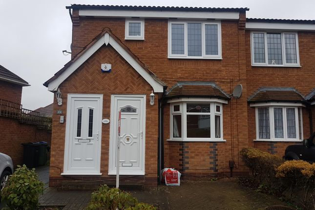 2 bed maisonette to rent in Temple Meadows Road, West Bromwich