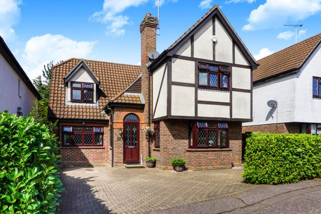 Thumbnail Detached house for sale in Beeleigh Link, Chelmsford
