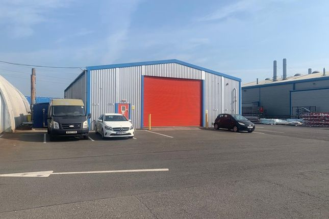 Thumbnail Light industrial to let in Service Centre, Wentloog Corporate Park, Cardiff