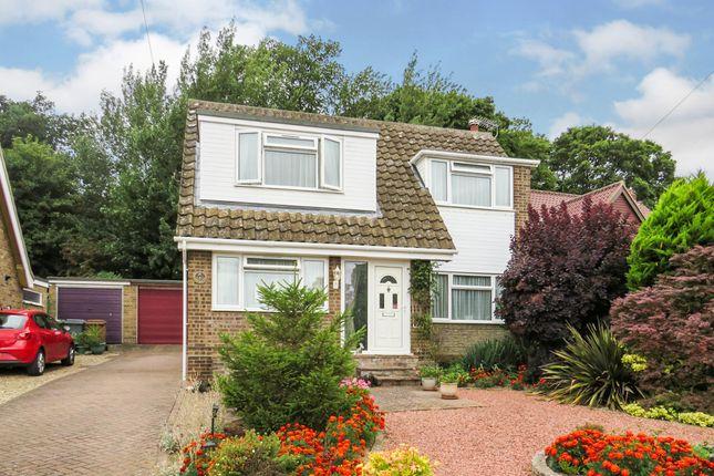 Thumbnail Bungalow for sale in Laburnum Avenue, Taverham, Norwich