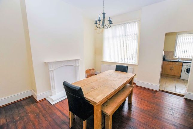 Dining Room of Ivy Road, Smithills, Bolton BL1